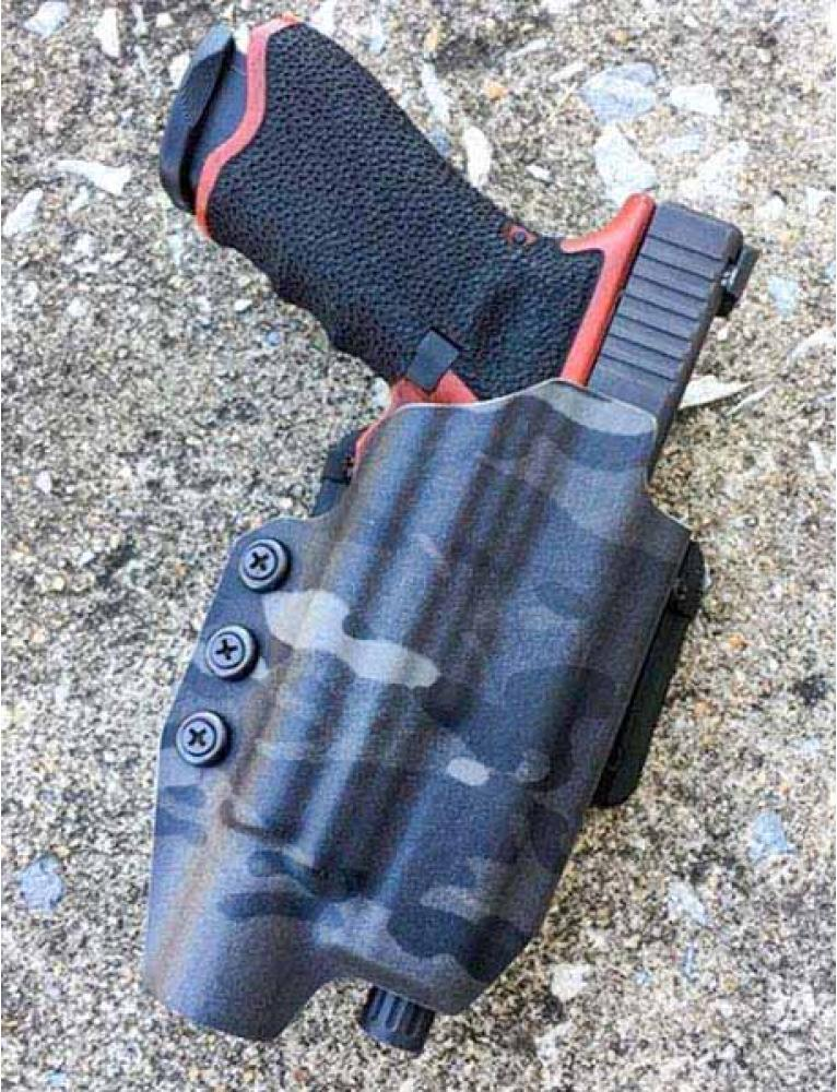 Paddle Holster | Custom Kydex | Reign Tactical